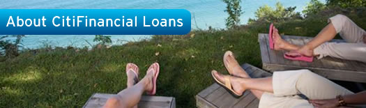 About CitiFinancial Loans