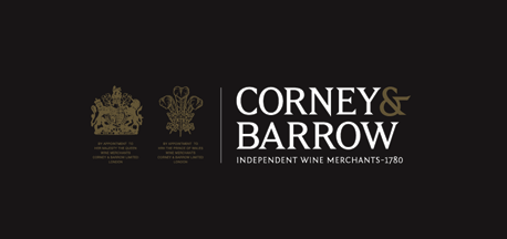 A guided wine tasting with Corney & Barrow